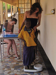 Volunteering in The Gambia