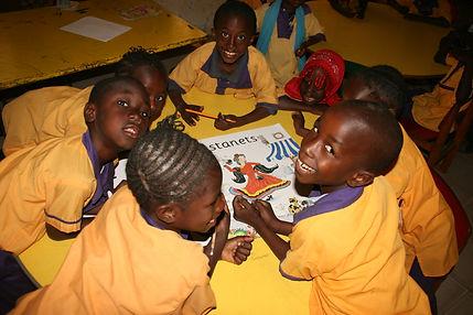 Volunteer WYCE school