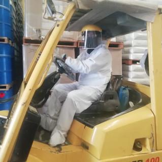 Traje Overol T180 Bioprotección Overol Con polainas