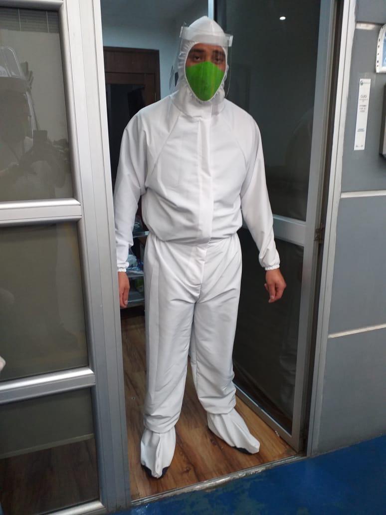 Overol Bioprotección Antifluido Zantos U
