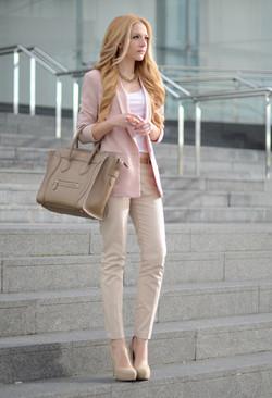 Pantalones y blazers para uniformes