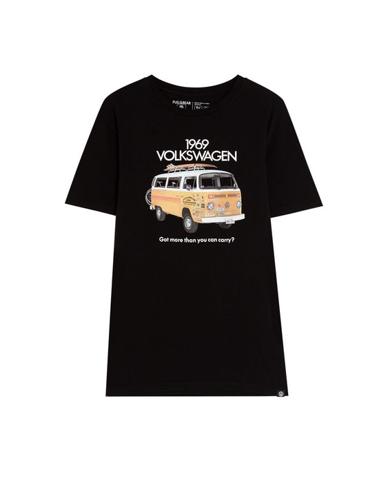 CAMISETA ESTAMPADA VW