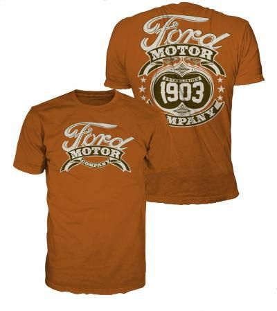 CAMISETA ESTAMPADA FORD 1