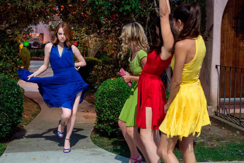 Los vestidos estan de Moda