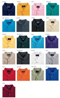 Camisetas Polo para Dotación