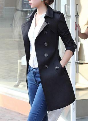 chaqueton dama negro