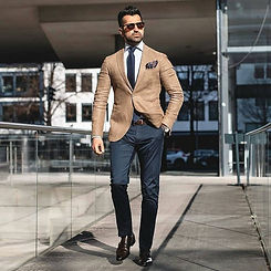 How To Mix Pants & Jackets The RIGHT Way
