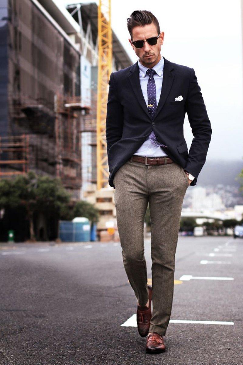 Uniforme casual para hombre