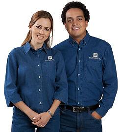 Fábrica de Camisas en Jean y Pantalones Jean Industrial 14 Onzas y Jeanas Lycrado