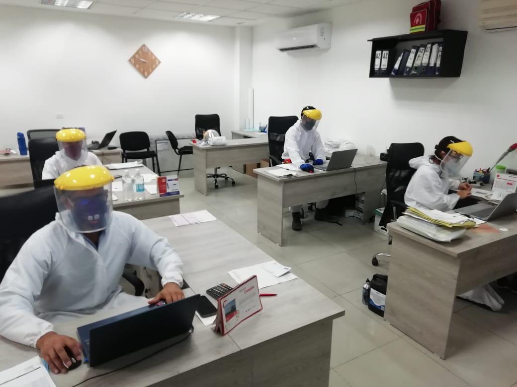 Traje de Bioprotección Antifluido Person