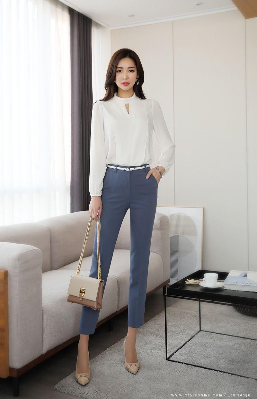 Single Button Slim Fit Long Jacket