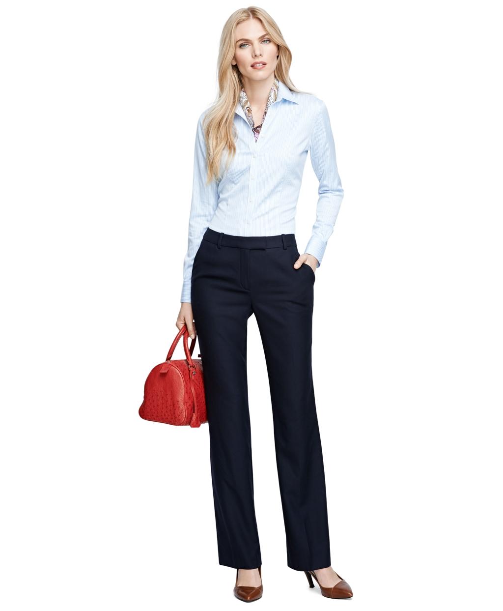 Blusa y pantalón para uniforme