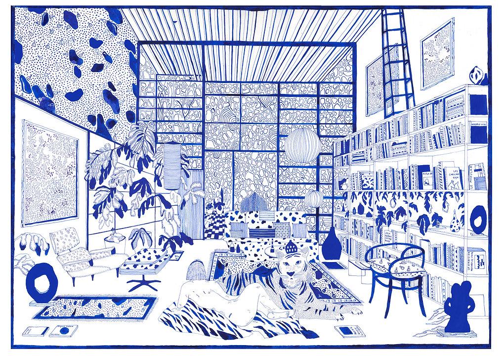 Eames Houe Print A2.jpg