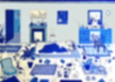 Boy in Blue Bedroom 84 x 59 cm.jpg