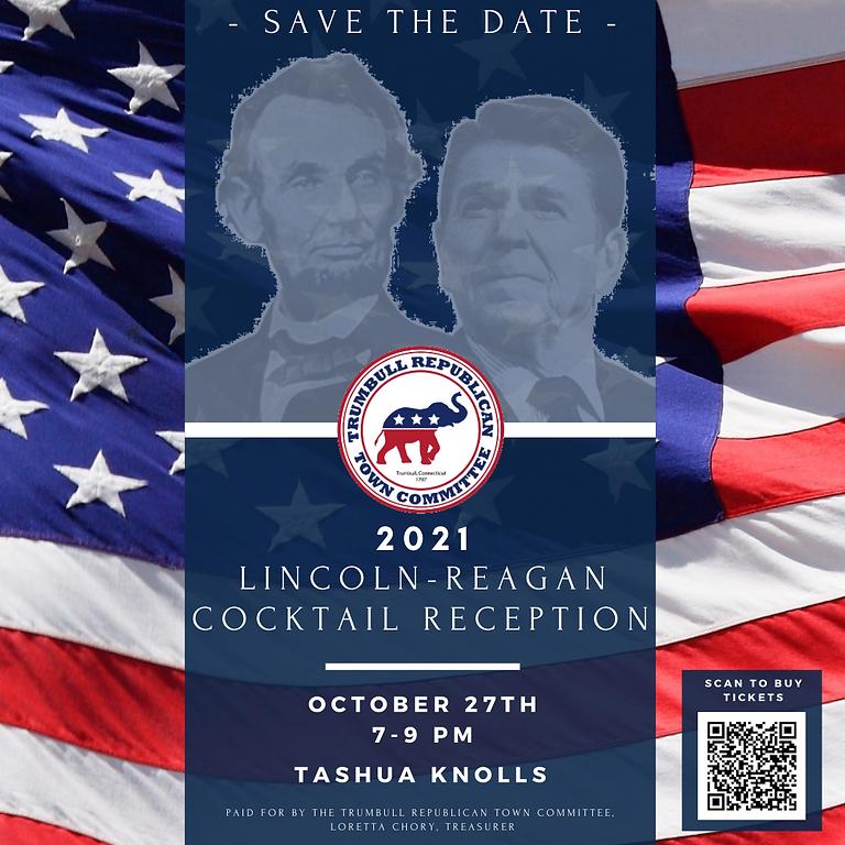 2021 Lincoln-Reagan Cocktail Reception