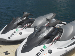 Good News for  best jet ski rentals (waverunners) Sapphire Beach St. Thomas USVI
