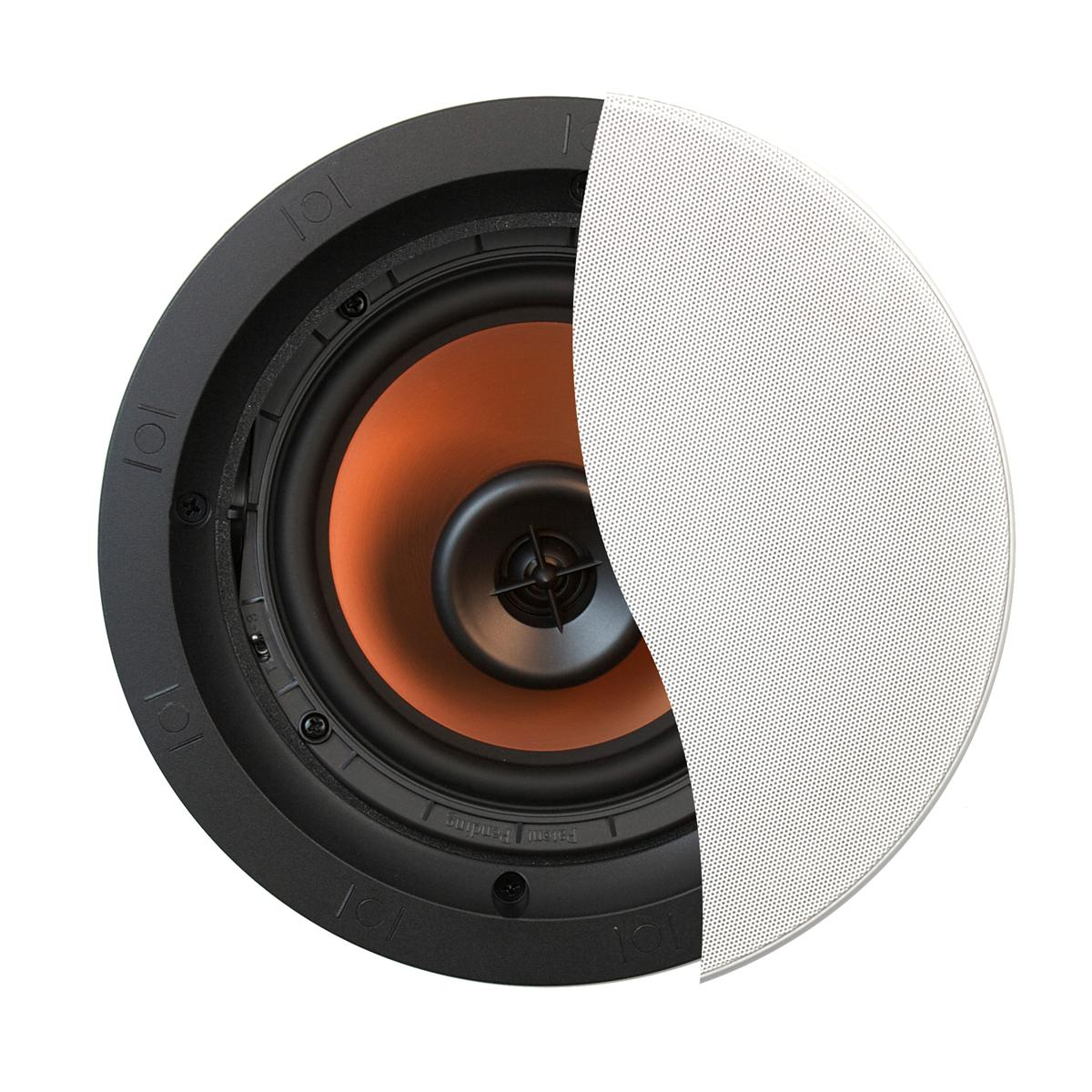 Thin Bezel In-Ceiling Speakers