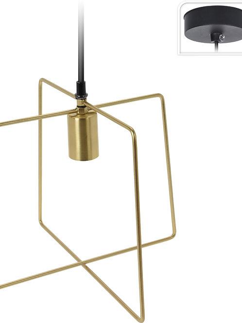 Lampa sufitowa Arina 2 złota