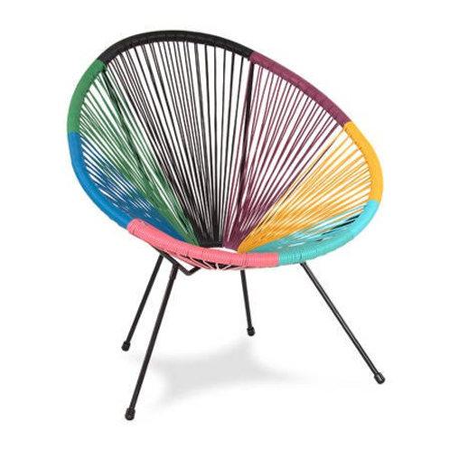 Fotel kolorowy designerski  Arton  3
