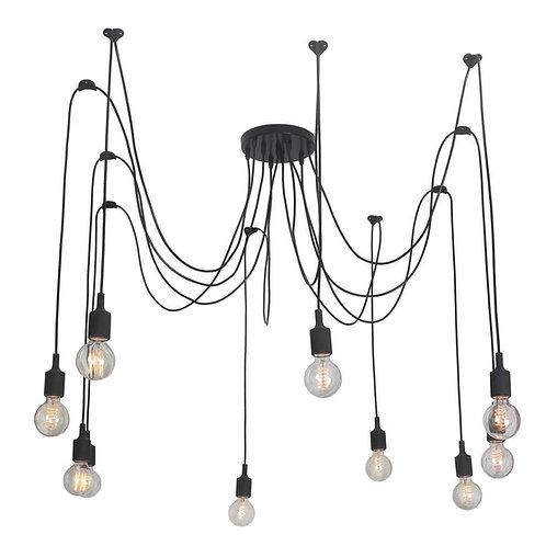 Lampa pająk - Chain of Bulb II