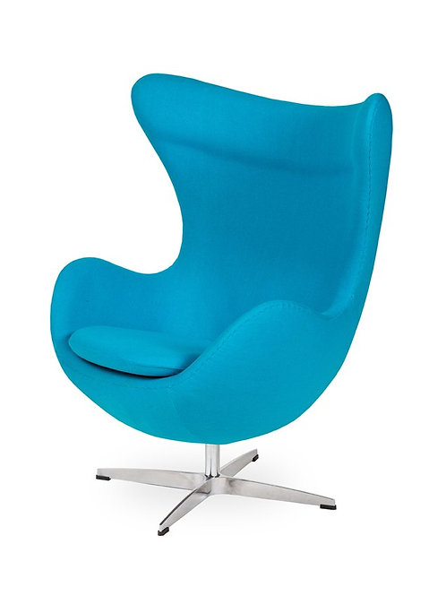 Fotel Arne Egg - Colors of Blue