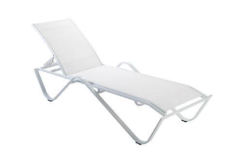 Designerski leżak Cypr