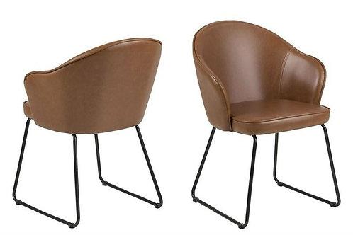 Krzesło tapicerowane Vintage 22