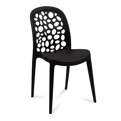 Krzesło czarne Krapi 1
