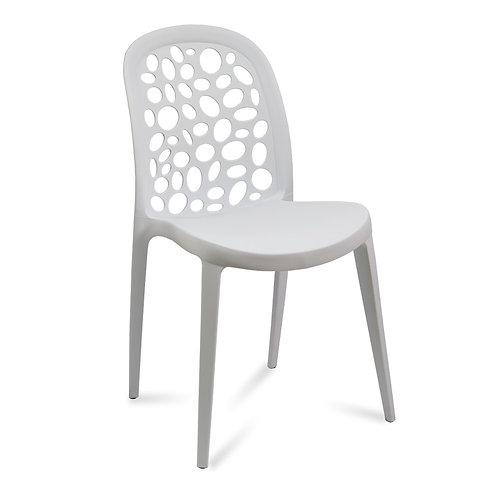 Krzesło białe  Krapi 2