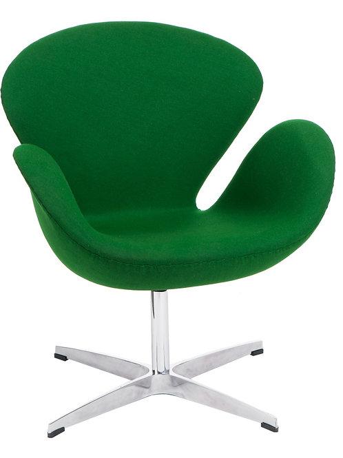 Fotel   Tulip  zielony