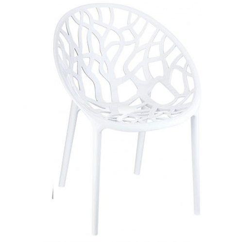 Krzesło białe Forest 2
