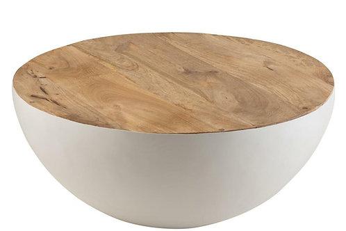 Stolik kawowy okrągły Forest B  90 cm