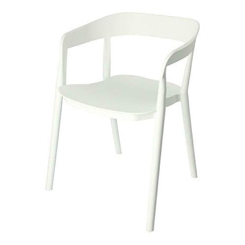 Krzesło białe Janusz