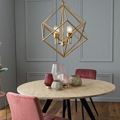 Lampa wisząca Gold Lux 33