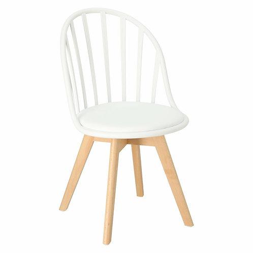Krzesło białe ażurowe Giulietta 1