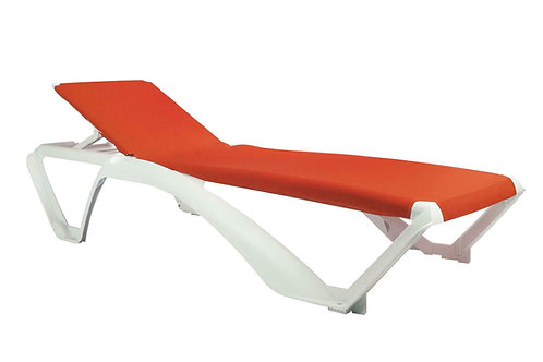 Designerski leżak Malta 11