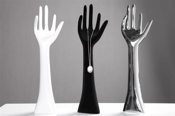 Stojak biżuteryjny - Hand