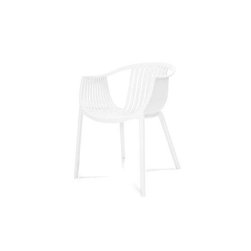 Krzesło białe Japan 1