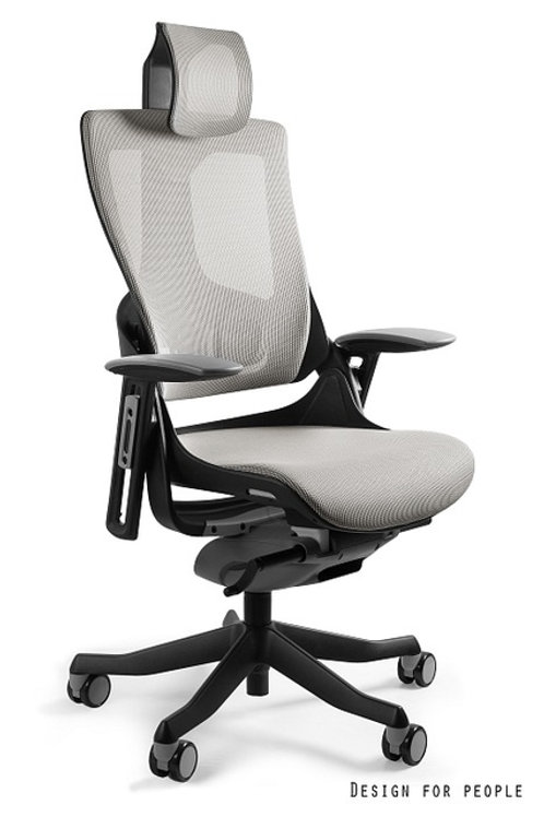 Fotel biurowy Future Grey