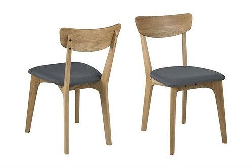 Krzesło dębowe  Lion  11