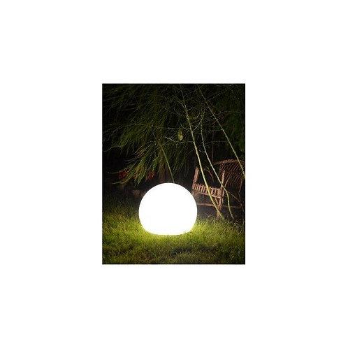 Świecąca kula LED ładowana indukcyjnie - 30 cm
