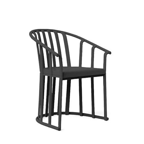 Krzesło czarne  Lucjan 22
