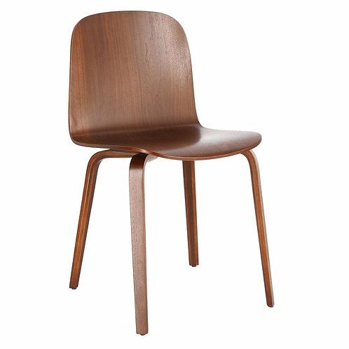 Designerskie krzesło dębowe Lusi  214