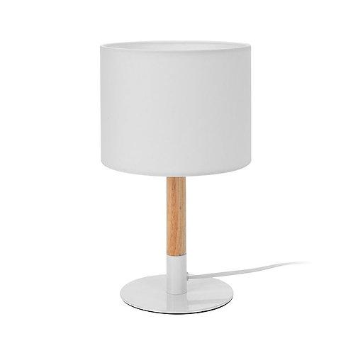 Lampa stołowa drewniana 22