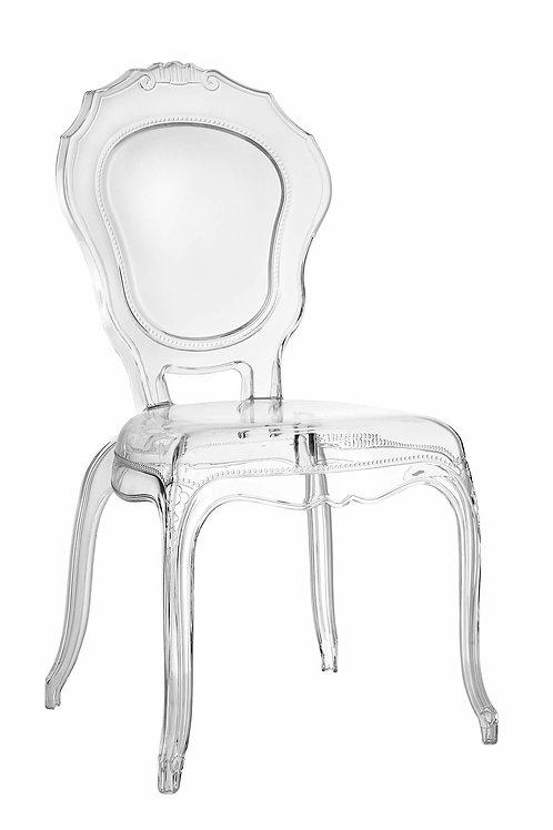 Krzesło transparentne Antonina 2