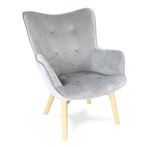 Fotel szary Tedi 111