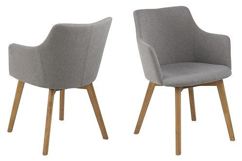 Krzesło tapicerowane Bellagio