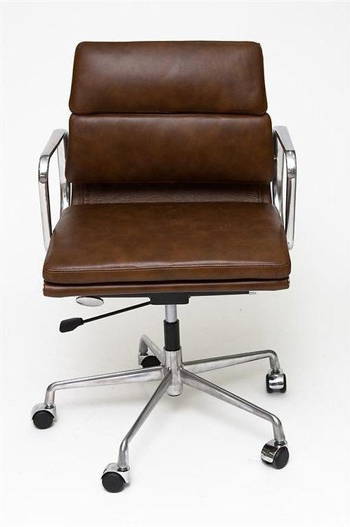 Fotel biurowy  Elegant 11 -  skóra naturalna