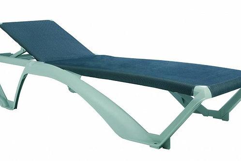 Designerski leżak Sardynia 22