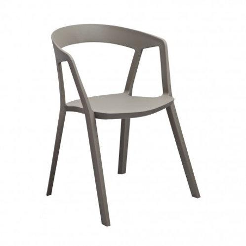 Krzesło szare Liban 44